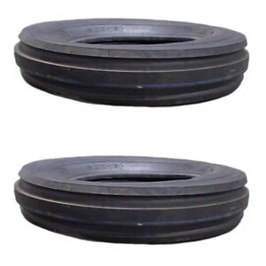2 3 Rib Implement Farm Tractor Tires 12 Ply 600x16 6 00 16