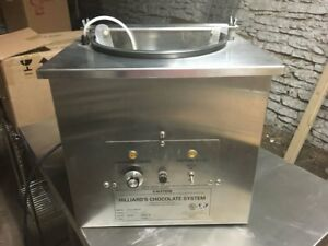New Chocolate Tempering Machine By Hilliard s Culinary World