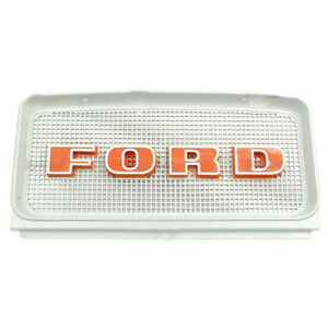 Upper Grill Ford New Holland Tractor 2000 3000 4000 5000 7000