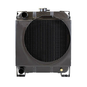 8651696 Radiator For Ford New Holland Compact Tractor 1100