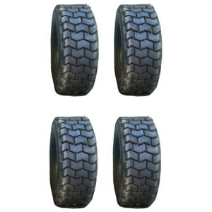 4 Case Ih Skid Steer Tractor Tires 12 16 5 12x16 5 12 16 5 14 Ply
