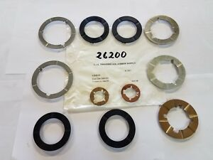 Ford C4 Transmission Thrust Washer Kit 1964 1969