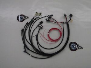 Tbi Harness W chip For 1227747 Ecm F i Wire Harness For 305 350 454 Tbi Engine