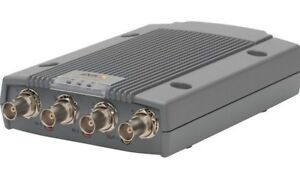 Axis Communications P7214 H 264 4 channel Video Encoder 0417 001 01