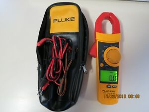 Fluke 902 True Rms Hvac Clamp Meter In Nice Working Condition