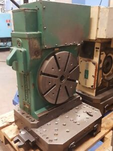 Rotary Table Axis 4th 5th Axis Tsudakoma Rnck 301