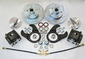 1932 1934 Ford Car Disc Brake Conversion Kit Hot Rod Rat Rod