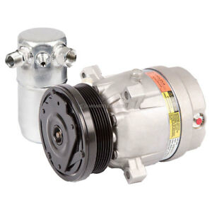 For Chevy Camaro Pontiac Firebird 1995 1996 Oem Ac Compressor W A c Drier
