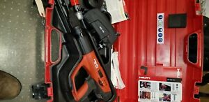 Hilti Dx 460 Mx 72 Fully Automatic Powder Actuated Tool With Case