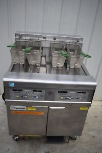 2016 Frymaster 2fqe30u Electric Fryer 2 30lb Vat