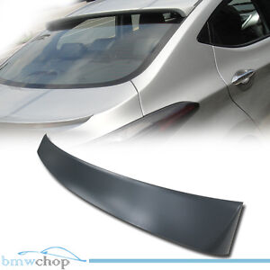 Stock In Usa Unpainted For Md Elantra Avante Window Roof Spoiler