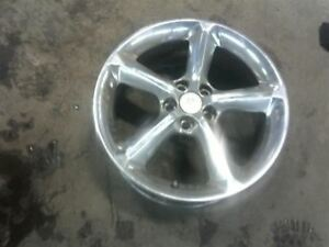 Wheel Fits 09 10 Saturn Sky 18x8 5 Spoke Straight Polished Opt Qf8 25365