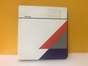 Tektronix 070 8835 00 Tls 216 Logic Scope Programmer Manual