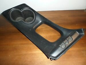 1997 Ford Thunderbird Center Console Bezel Cup Holder Coin oem