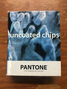 Pantone Book The Power Of Color Uncoated Chips Matching System