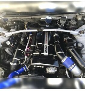 Nissan Skyline R33 R32 Gtr Rb26dett Twin Turbo Engine Motor