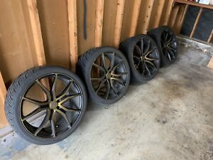 Varro Vd01 22 Wheels And Tires Fremont Ca