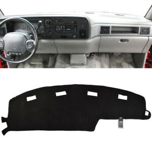 Xukey Dash Mat Dashboard Cover Dashmat For Dodge Ram 1500 2500 3500 1994 1997
