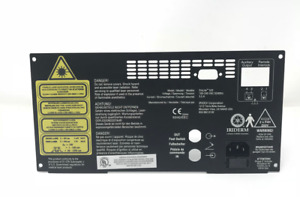 Iridex Diolite 532 Laser Rear Pem Power Entry Input Output Back Warnings Panel