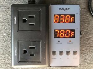 Bayite Temperature Controller Btc201 Pre wired Digital Outlet Thermostat 2