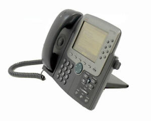 new In Box Cisco 7970g Unified Ip Office Display Phone