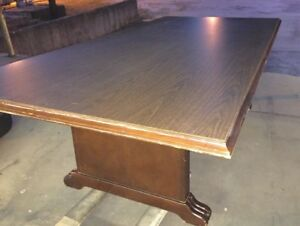 Preowned 8 4 Rectangle Shape Conference Table