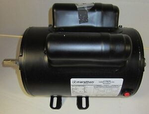 Campbell Hausfeld Genuine Replacement 2hp Air Compressor Motor Mc019800ip New