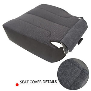 For 03 05 Dodge Ram 1500 2500 3500 Slt Driver Side Bottom Cloth Seat Cover