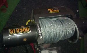 Mile Marker Si9500 Winch