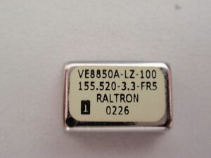 100 Of Raltron Vcxo Voltage Controlled Crystal Oscillator Ve8850a lz 155 520mhz