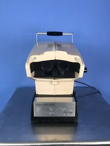 Titmus Vision Tester Model Ov 7m With Warranty Good Working Condition