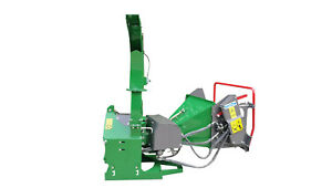 Bxh 510 Wood Chipper With Hydraulic Motor Controls