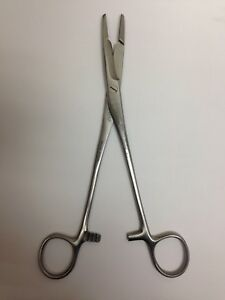 Miltex 8 17 Olsen hegar Needle Holder w Suture Scissors 7 1 4