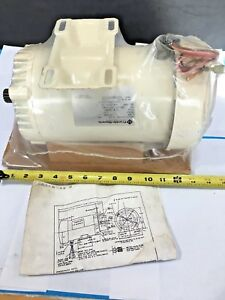Franklin Electric 1 2 Hp Motor Model 11 Rpm 1725 V 115 1112120406