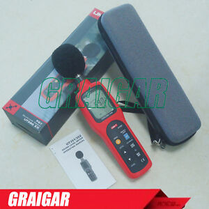 Sound Level Meter Ut352 For Enviromental Noise Testing Db Decibel Meter Noise