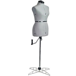 Adjustable Dress Form Mannequin Seamstress Sewing Torso Large Wardrobe Dummy