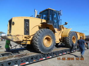 1999 Used Caterpillar 966g Wheel Loader