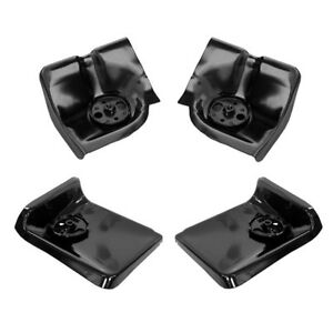 1988 1998 Chevy Gmc Pickup Truck Front Rear Cab Mount Kit 4pc L r Side