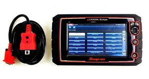 Snap On Modis Edge Eems341 Diagnostic Tool Scanner 17 4