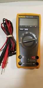Fluke 77 Iii Digital Multimeter Autoranging W leads Fully Tested And Calibrated