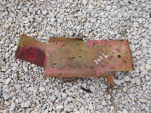 Farmall 340 Rc Ih Tractor Left Platform Step Mounting Bracket