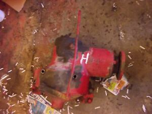 Farmall H Early Sh Hv Tractor Ih Ihc Belt Pulley Drive Assembly Engagement Rod
