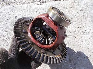 Farmall B Tractor Main Transmission Pinion Ih Drive Gear Assembly