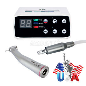 Nsk Style Led Brushless Electric Micro Motor dental 1 5 Increasing Handpiece Hot