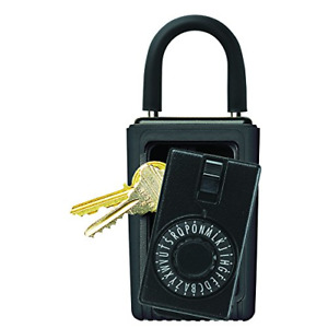 Supra Dial Combination Lock Box Set Of 6
