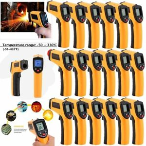 Wholesale Temperature Gun Non contact Digital Laser Ir Infrared Thermometer Vi