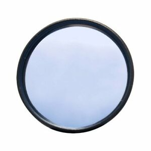 Car Side View Mirror 2 Inch Round Pilot Blue Tint Side Mirror For Car