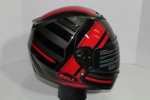 Bell RS-2 Full Face Motorcycle Helmet RedBlack Tactical XL Extra Large
