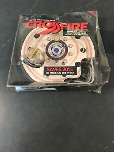 Crossfire Dual Tire Pressure Equalization System Set Of 2