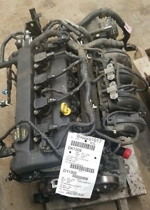 2006 Ford Fusion 2 3 Engine Motor Assembly 108 023 Miles No Core Charge